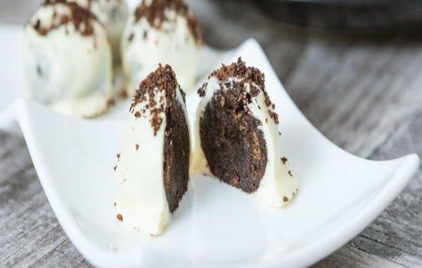 Рецепта за домашни бонбони орео