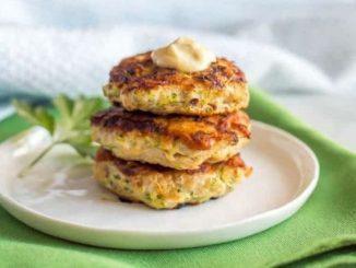 За закуска и мезе – Кюфтета от пилешко и тиквички