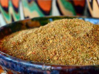 С аромат на българска кухня: Домашна шарена сол