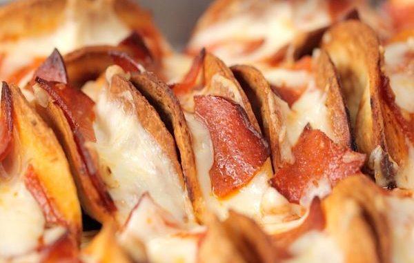 Мини пица – такос – великолепно за летни партита
