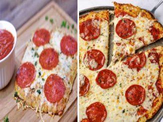 Пица от карфиол