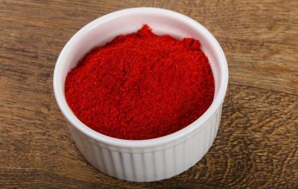 Рецепта за домашен червен пипер