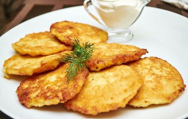 Картофени палачинки рецепта