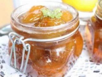 Сладко от смокини по рецепта на баба