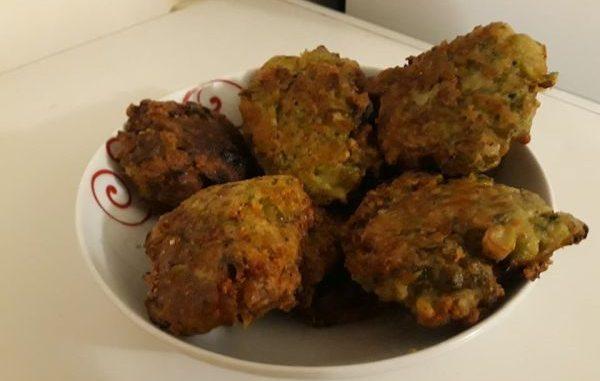 Палачинки с броколи рецепта