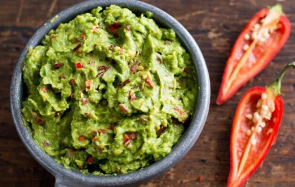 Гуакамоле – купичка вкус и здраве от Мексико