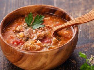 Супа Харчо с говеждо