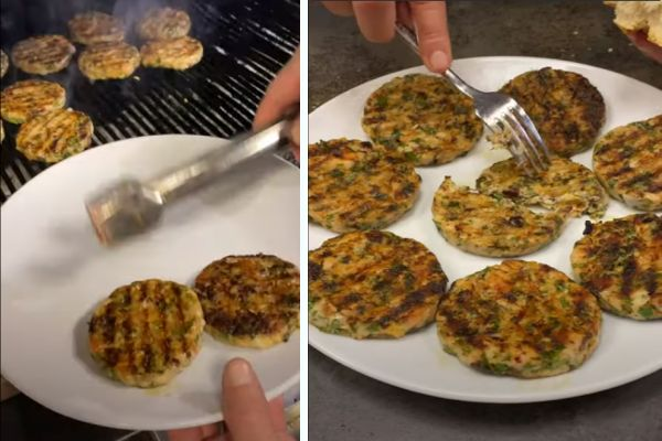 Рибни кюфтета – рецепта №2