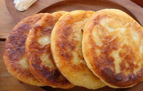 Картофени палачинки с пълнеж от кайма