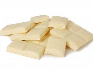 Домашен бял шоколад, който се приготвя за 5 минути