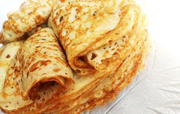 Постни палачинки: Най -лесната рецепта без мляко и яйца