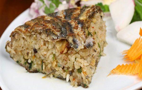 Риба с ориз (Тавалък) рецепта